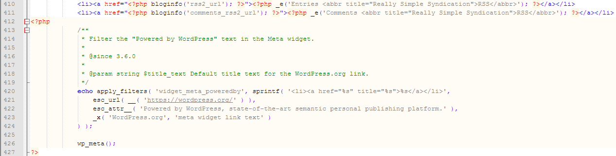 meta-links-codes